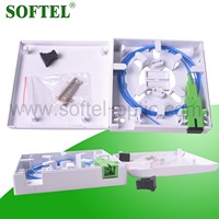 New Design Fiber 86 Optical Socket l FTTH Fiber with SC Adapter | Fibe to the Home Fiber Optical Socket