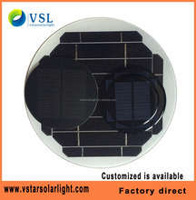 well-made 0.1~3W customized small epoxy solar panel for lighting