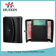 Hot casual men wallets genuine leather purse high quality cool wallet