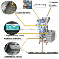 China supplier automatic pumpkin seeds packing machinery DS-320A