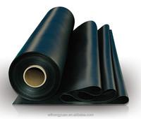 waterproofing membrane epdm rubber / epdm rubber water barrier / epdm membrane for roof garden