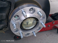 Wheel Spacers Adapters PCD 5x4.5''(114.3mm) 60.1mm center bore 20,25mm thick for Volkswagen series, the audi TT, audi A1