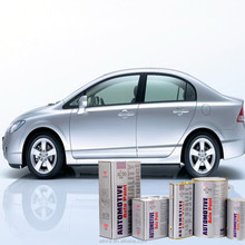 Professional Chinese automotive paint toners supplier