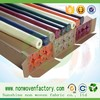 Tablecloth colorful nonwoven felt fabric,pp tablecloth nonwoven