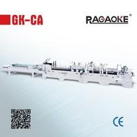 GK-CA Crash Lock Bottom Folder Gluer Machine