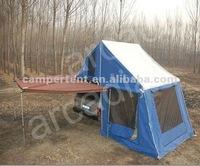 Canvas Car Roof Tent
