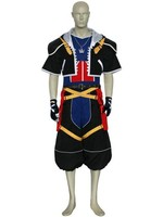 new arrival Kingdom Hearts 2 Sora Cosplay Costume mens halloween suit on hot sale christmas events garments