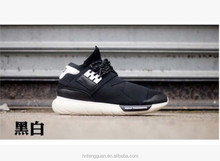 2015 y style Fashion Sneakers For Mens/Women High Genuine Leather Sneakers Breathable Leisure Shoes 3 COLOR International brands