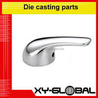 China Supplier GuangDong factory custom made die casting part stainless steel door handle