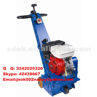 concrete gasoline asphalt road surface scarifying,Professional concrete epoxy floor surface abrasive machine