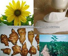 inulina extraída de alcachofa de jerusalén