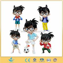 3d design customized model KONAN figure toy Japan anime figure Detective figures