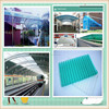 made in china vigin material color polycarbonate hollow sheet for greenhouse cover