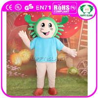 HI CE custom star shape mascot costume for adult