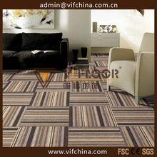 home/office usemodern nylon carpet tile pattern