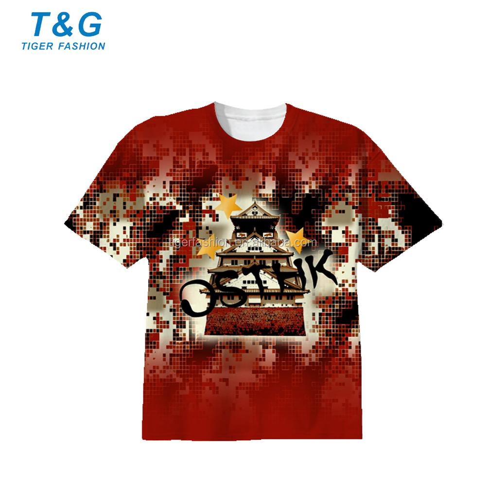Oem design sublimation t shirt polyester wholesale buy t for T shirt design wholesale