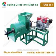 Diesel industrial palma de extracción de aceite que hace la máquina