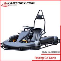 Two Gears /4 speed gears with reverse gear/best selling rental racing go kart