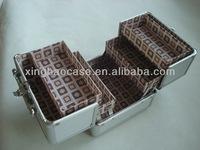 Cosmetic Case/Box/Beauty bag aluminum make up case