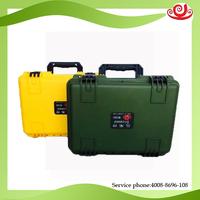 Plastic hard case for equipment device