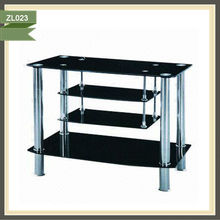 tv stands for lcd tvs free standing lcd tv stand modern glass lcd tv stand ZL023