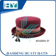 2014 de la alta calidad nuevo diseño de la tapa sombreros barato