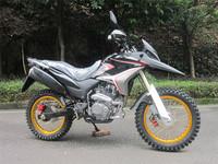 Spoke Wheel New Condition Hot Sale 4-Stroke Moped 200cc KM200GY-13