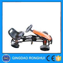 adult pedal go kart one seater