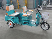 electric passenger tricycle three wheel scooter motorcycle