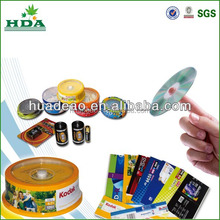 PVC heat shrink bottle body sleeve label, plastic bottle cap heat seal,customized package wrap