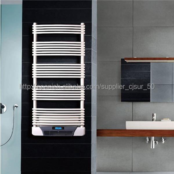 Oil Filled Electric Towel Warmer Bathroom Fan Heaters With Remote Control Buy Bathroom Fan