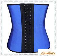 Rubber maternity corset