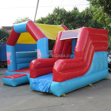 high quality inflatable combo/cartoon theme inflatable bouncer custom