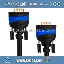 1.5M manufacturer VGA 15P M/M CABLE GOLD Plated