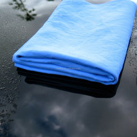 Car Drying Towel - FREE Storage Bag - Microfiber Towel Alternative - Best for Car Detailing, Glass Cloth, Bathroom, Pet and Work