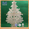 Cheap wholesale christmas decor wooden tree