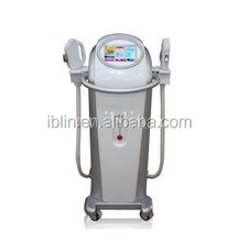CE Approved IPL Hair Removal Super Twins IPL beauty machine H-800 / IPL acne removal