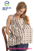 online shopping innovative baby product cotton flower printing nursing cover breastfeeding wrap for moms