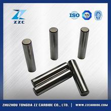 excellent abrasion resistant tungsten carbide rods used as materials for high standard bearing steels made in China