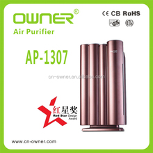 2015 Living Green Fresh Air Purifier Ionizer Cleaner for smoking room