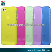 hot in sheep year 0.3mm ultra thin tpu case for iphone 5 5s
