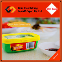 High Quality Delicious Asian Flavour Box Packed Chili Sauce 230g