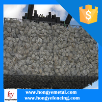 Anping Factory Good Price Galvanzied Hexagonal Wire Mesh Gabion Box Price (Best Quality)