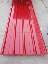 building materials/ corrugated roofing steel sheet
