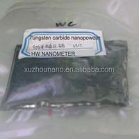Oxidation resistance WC Tungsten Carbide Nano Powder price