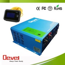 1000W power inverter charger dc to ac for home solar systems