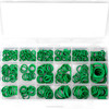 silicone o-ring 205pc assortment kit silicone o-ring
