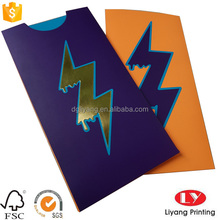 custom fancy Envelope design Printing with your own design