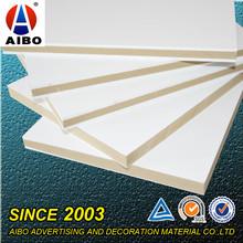 High Density Cabinet Door Waterproof 4X8 Sheet Plastic