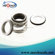 mechanical seal type FBD/silicone ring and silicon rubber bellow seal